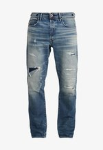 MODDAN TYPE RELAXED TAPERED  - Jean boyfriend - japanese stretch