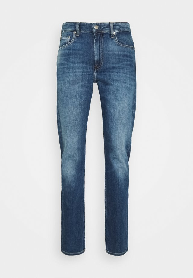 SLIM TAPER - Jeans slim fit - blue