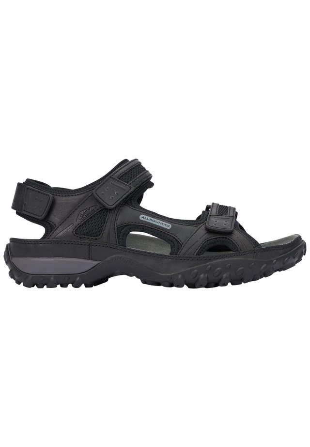 SANDALE - Walking sandals - black
