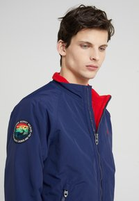 Polo Ralph Lauren - PORTAGE JACKET - Summer jacket - newport navy - 4