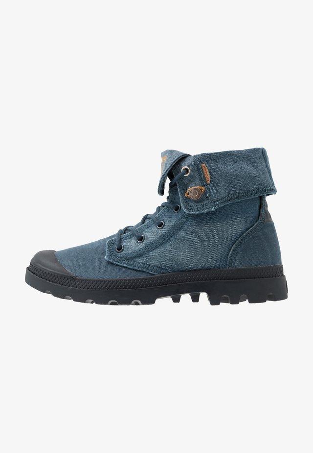 BAGGY - Šněrovací kotníkové boty - orion blue