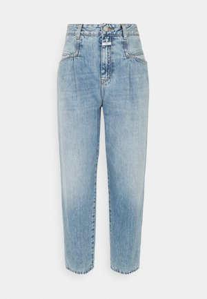 PEARL - Relaxed fit jeans - mid blue
