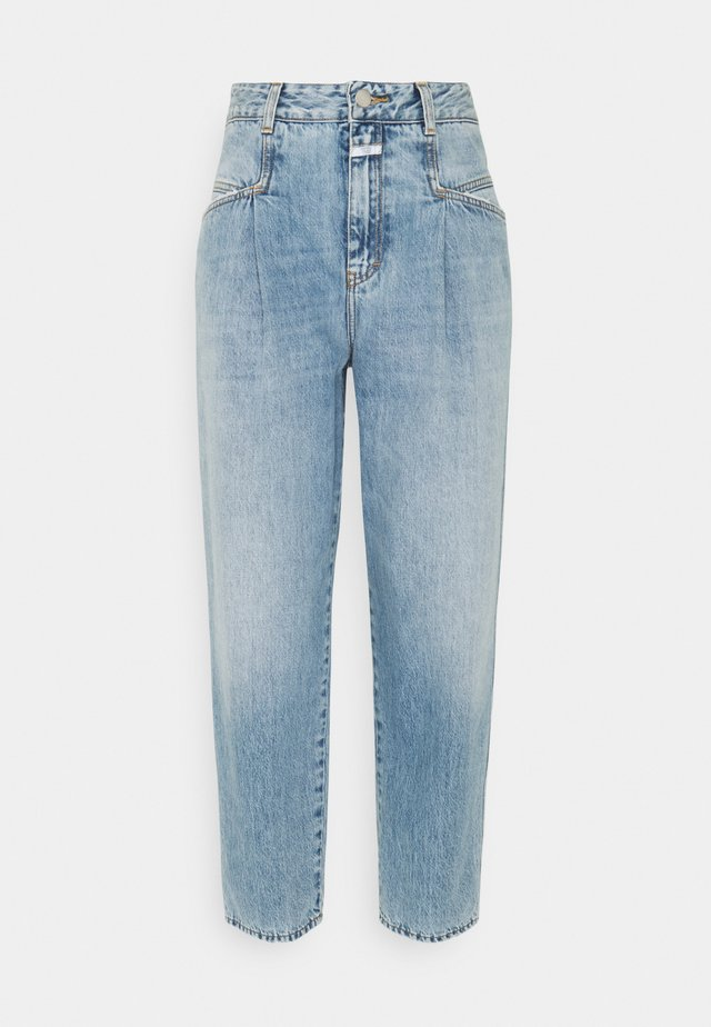 PEARL - Jeans Relaxed Fit - mid blue
