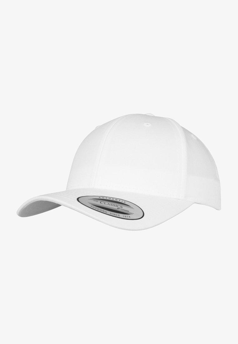 Flexfit - CURVED BANDANA TIE SNAPBACK - Cap - white
