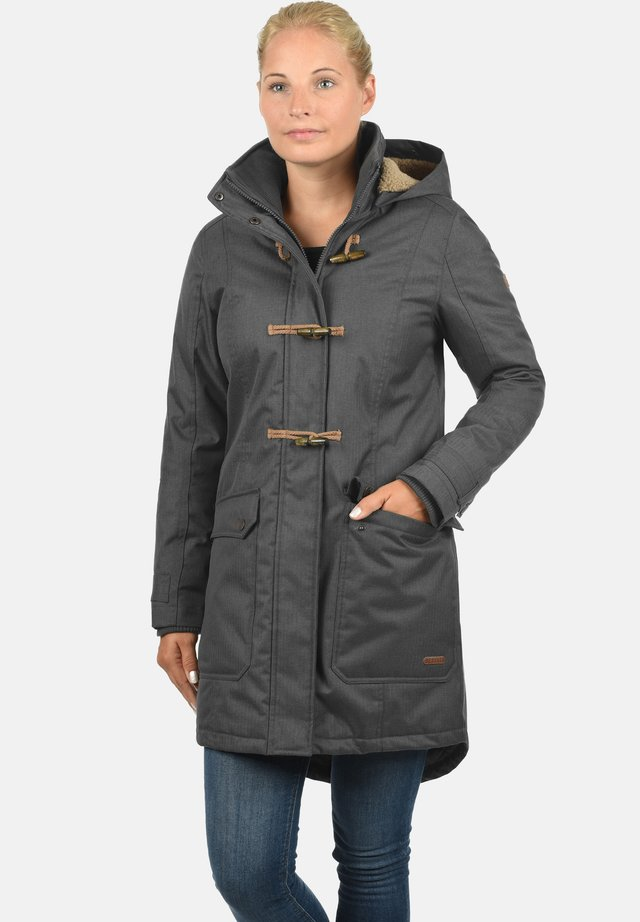 PARKA BEA - Parka - dark grey