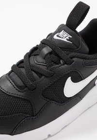 Nike Sportswear - PEGASUS  LITE - Trainers - black/white - 2