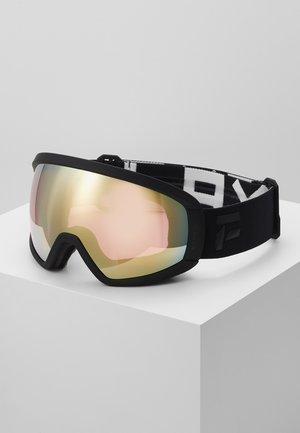 CONTINUOUS - Lyžařské brýle - black