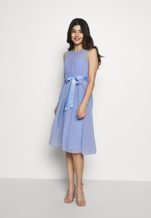 BETHANY MIDI DRESS - Cocktail dress / Party dress - cornflower