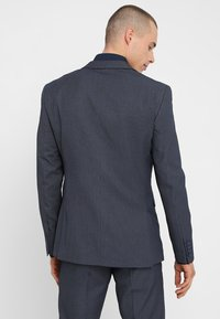 Isaac Dewhirst - FASHION STRUCTURE SUIT SLIM FIT - Suit - blue - 3