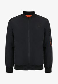 Threadbare - Giubbotto Bomber - schwarz - 4