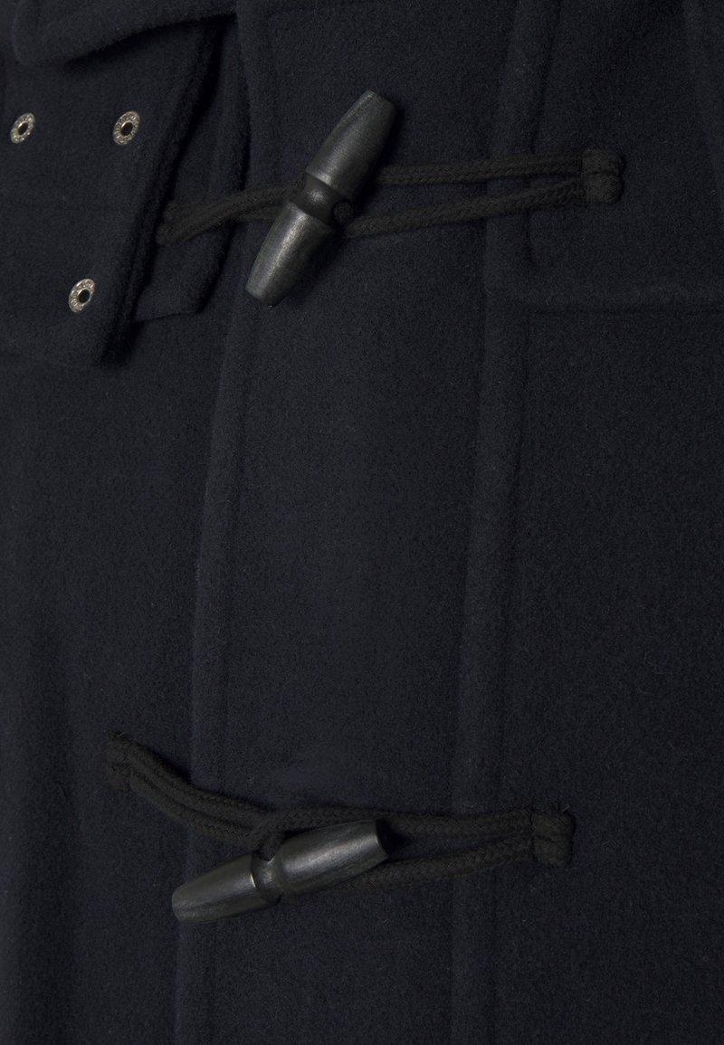 Esprit ICONICDUFFLE - Wollmantel/klassischer Mantel - navy/dunkelblau zY4aqg