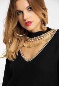 faina - Pullover - black - 3