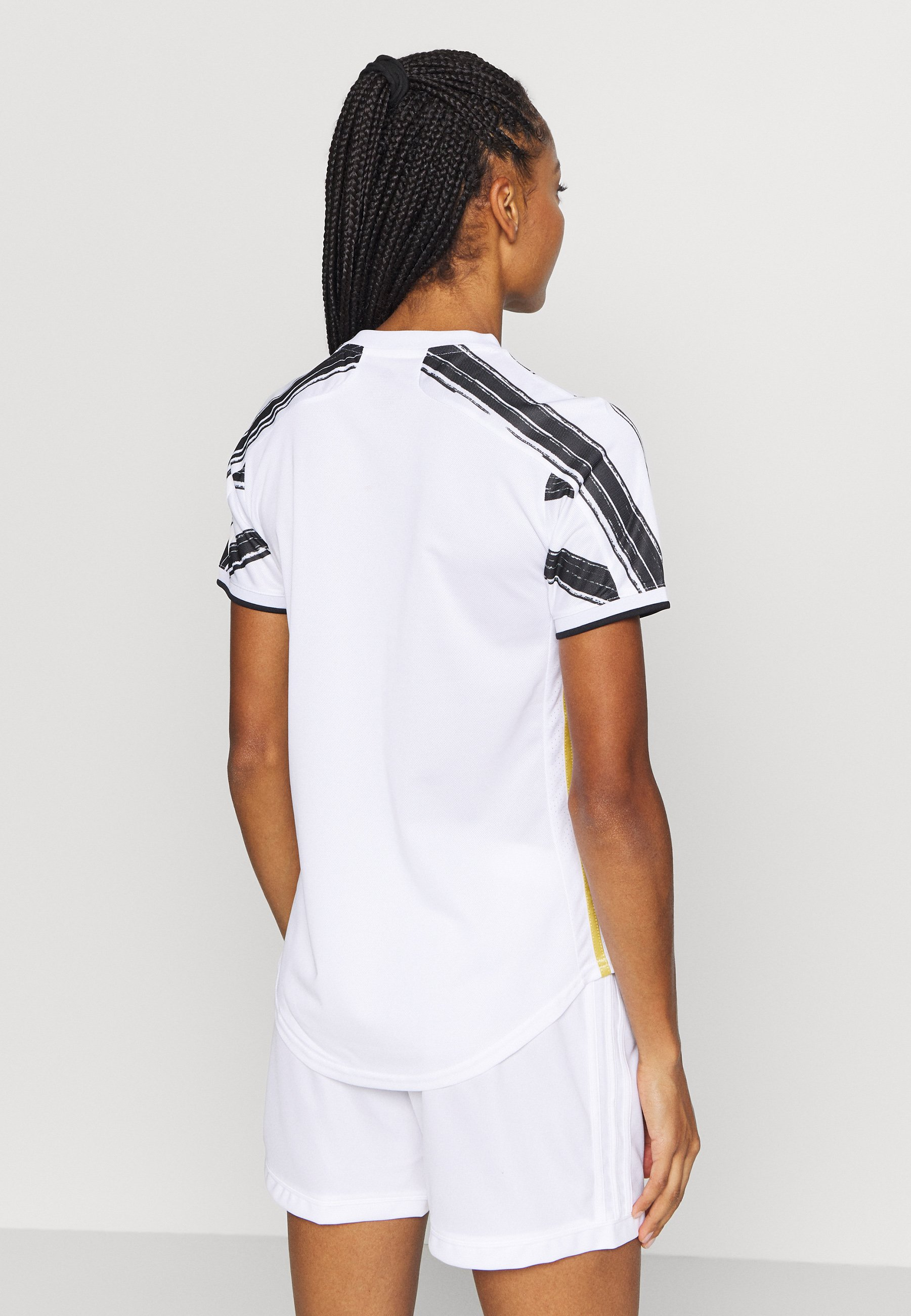 adidas Performance JUVE - Club wear - white/black 0aYqj