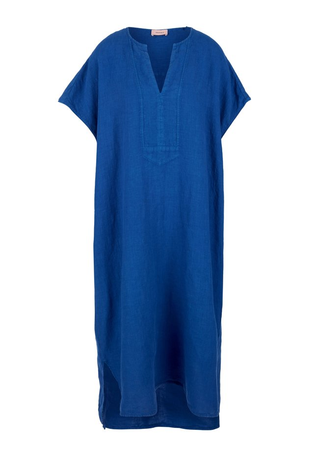 Day dress - royal blue