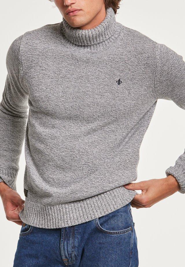 NEWTON - Stickad tröja - grey