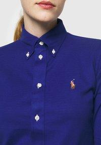 Polo Ralph Lauren - HEIDI LONG SLEEVE - Button-down blouse - sporting royal - 5
