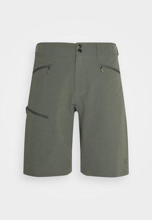 FALKETIND FLEX SHORTS - Shorts outdoor - castor grey