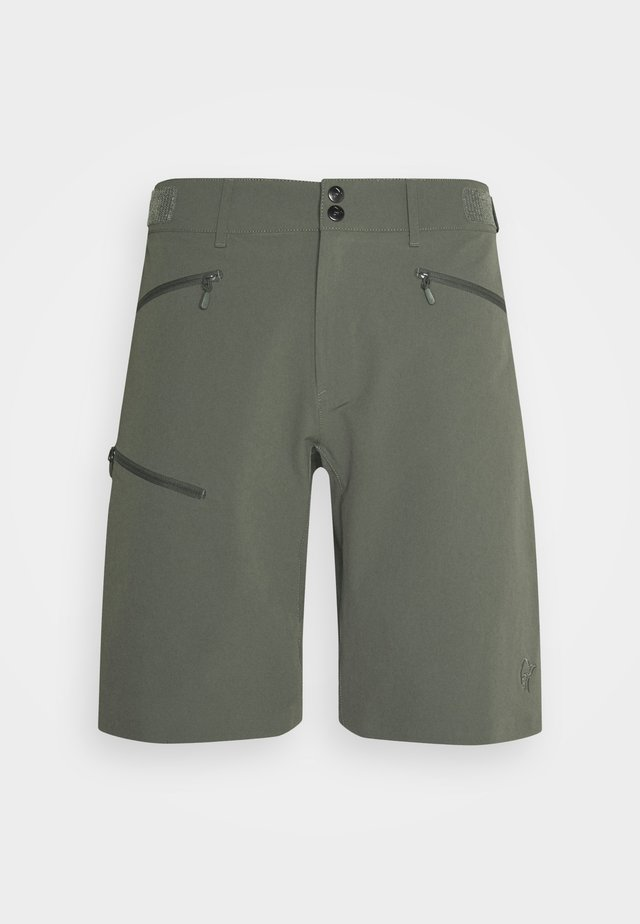 FALKETIND FLEX SHORTS - Outdoor shorts - castor grey