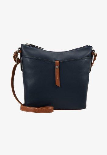 NOVARA - Across body bag - dark blue