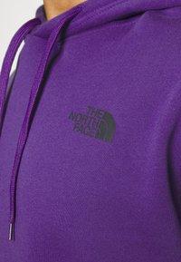 The North Face - SEASONAL DREW PEAK - Hoodie - peak purple - 6