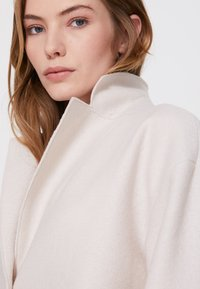 Marc O'Polo - SINGLE BREASTED - Classic coat - natural white - 4