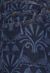 HUGO - Straight leg jeans - dark blue - 4