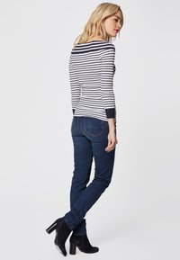 Morgan - Slim fit jeans - black denim - 2