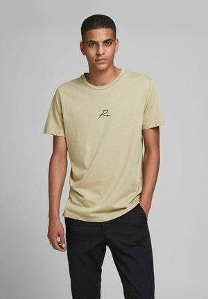 Basic T-shirt - crockery
