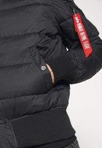 Alpha Industries - Winter jacket - schwarz - 4