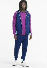 Puma - Zip-up hoodie - elektro blue - 1