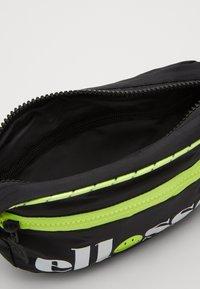 Ellesse - PIOLLO BUMBAG - Bum bag - black - 4