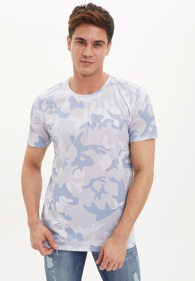 T-shirts print - grey