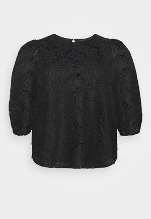 VMBONNA  CURVE - Blouse - black