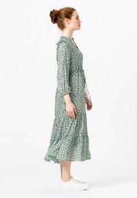 HALLHUBER - MIT VOLANTS - Day dress - dusty mint - 2