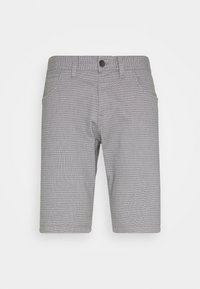 TOM TAILOR - STRUCTURED - Kraťasy - grey - 3