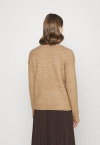 Pieces - PCPERLA - Jumper - toasted coconut - 2