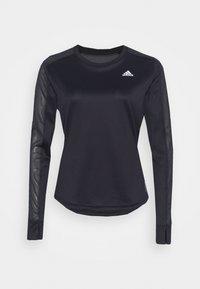 adidas Performance - TEE - Treningsskjorter - black - 3