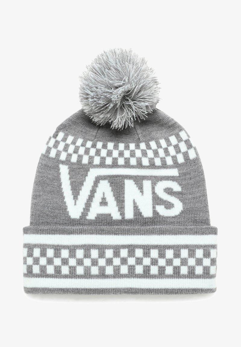 Vans - GR GIRLS KEEP IT COZY BEANIE - Beanie - grey heather