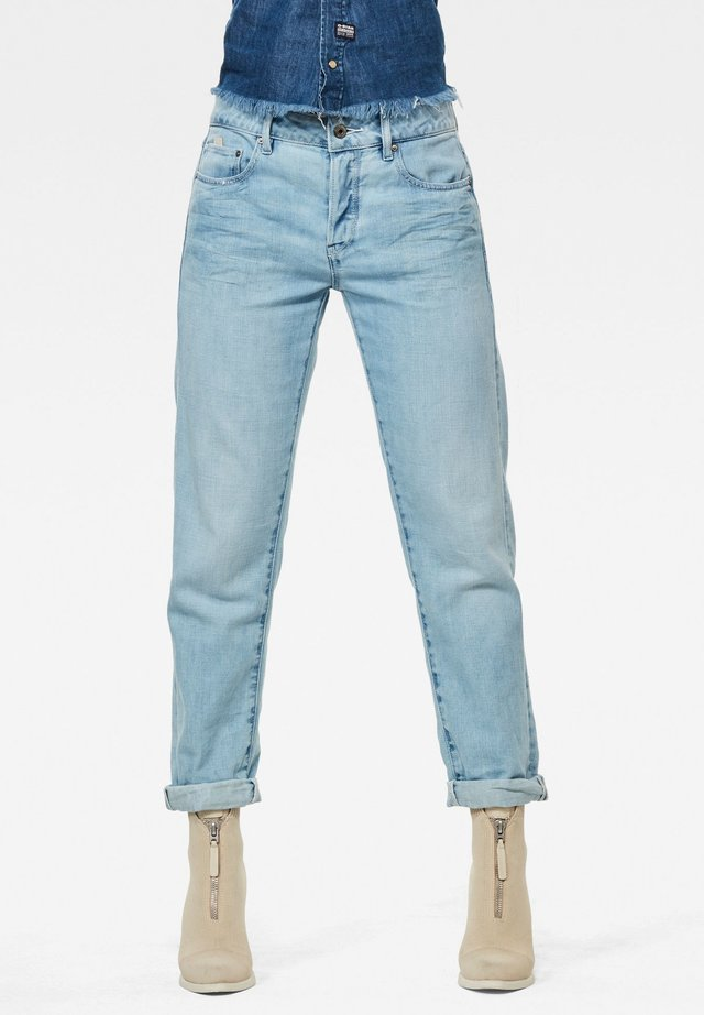 KATE BOYFRIEND - Jeans baggy - sun faded cerulean