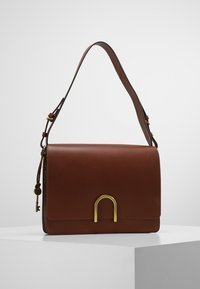 Fossil - MAYA - Across body bag - medium brown - 0