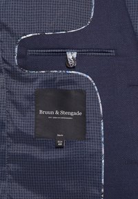 Bruun & Stengade - ABRUZZO SLIM - Suit - navy - 7