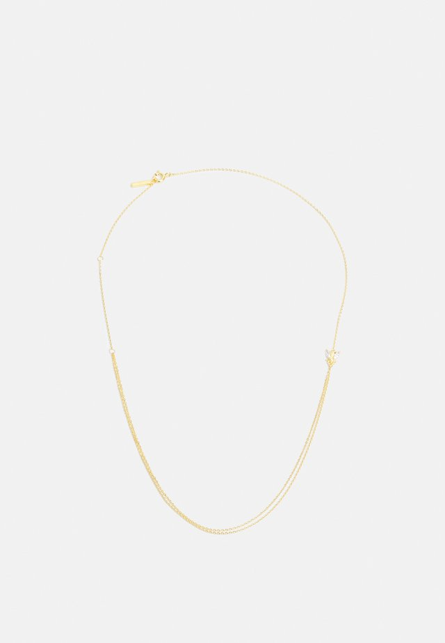 BREEZE - Collar - gold-coloured