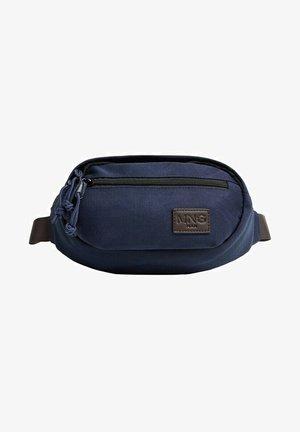 VALLEY - Bum bag - bleu
