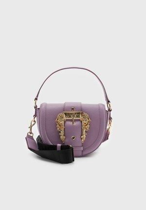 GRANA BUCKLE CROSSBODY - Handbag - lavander