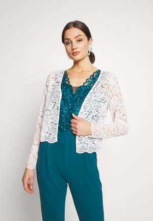 VIFAITH BOLERO - Cardigan - snow white