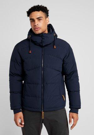 ALBI - Down jacket - dark blue