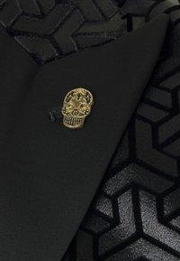 Twisted Tailor - CHAKA SUIT PLUS - Suit - black - 5