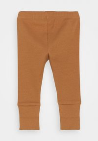 Lindex - SOLID UNISEX - Legging - dusty brown - 1