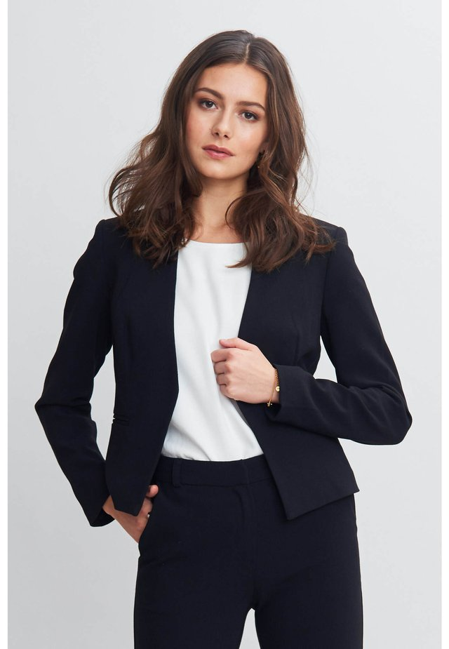 COURSELLE - Blazer - black