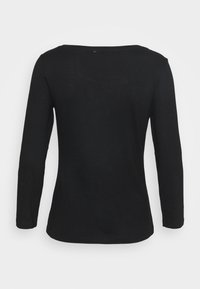 Anna Field - 2 PACK - Long sleeved top - white/black - 6